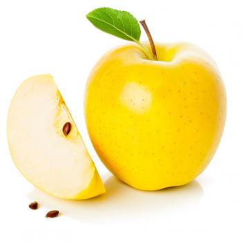 POMME JAUNE - التفاح الأصفر