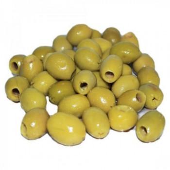 Olives vertes dénoyautées -...