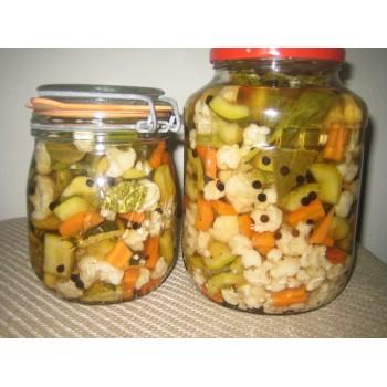 Variantes Légumes marinés -...